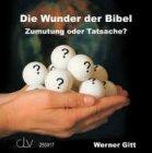 Die Wunder der Bibel CD