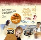 Doppeldecker Staffel 2 Hörspiel CD