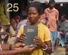 25 Bibeln für Indien