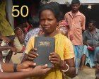 50 Bibeln für Indien
