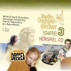 Doppeldecker Staffel 3 Hörspiel CD